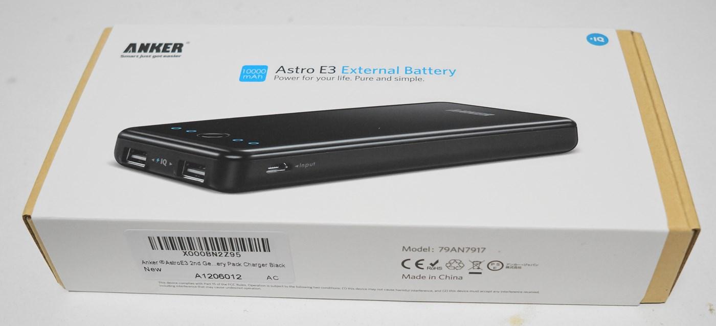 Blimp Panasonic Hc Vx980m Anker Astro E3 10000mah Black 1400dsc02965
